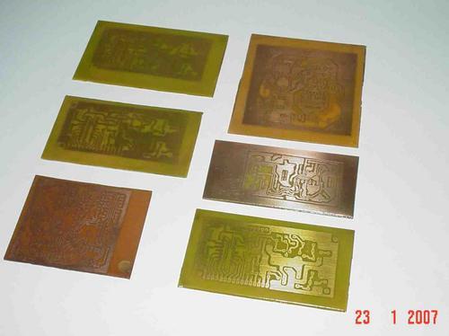 Transfer Para Confecção De Circuito Impresso Pcb Pci