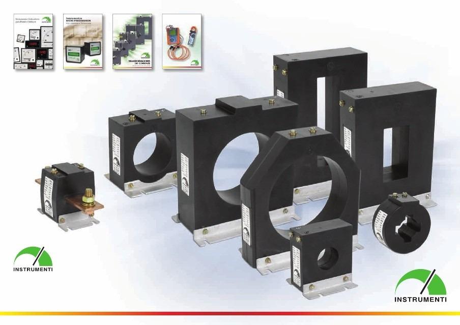 Transformador De Corrente Im06j Instrumenti - R$ 220,00 no ...