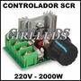 Controlador P/ Tensão,motores,temperatura - Frete Grátis Cr