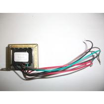 Transformador 12+12v 300ma , 12 + 12v 300ma
