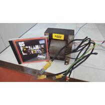 Transformador 14+14v E 9+9v Fonte Radio Px Amplificador