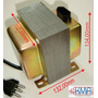Autotransformador 1500va (1500w) - 220v/127v Ou 127v/220v