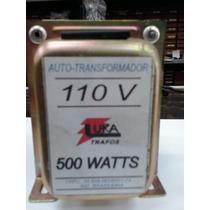 Auto Transformador 500 Watts 110/220/110 Volts