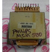 Transformador De Força Som System Philips Mcm-590 Mcm590