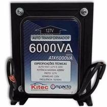 Autotransformador 6000va P/ Forno Elétrico 3100 Watts