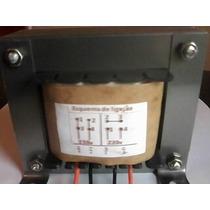 Transformador Trafo 220/110v 1x 35v 8a 280watts