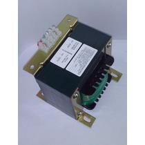 Transformador Isolador 300va Entrada 12-0-12vca Saida 110vca
