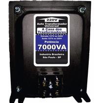 Transformador De Voltagem110 220 220 110 7000va