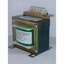 Transformador Isolador 50va 60hz 220/220v Isolação Galvanica