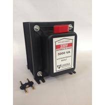 Conversor De Voltagem / Autotransformador 5000va 110v/220v