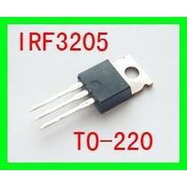 Pacote Com 10 Transistor Irf3205 * Irf 3205