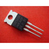 10 Transistor Mosfet Irf540 - Irf 540 - Atacado E Varejo