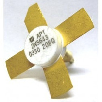 Transistor De Rf 2n5643 40w Leia O Anuncio