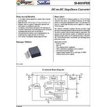 Si8001dfe - Si8001 8001 Transistor Pronta Entrega Novo