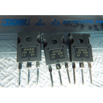 Transistor Gp4063d - Irgp4063d