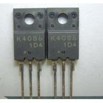 Mosfet 2sk4086 - K4086 - 2sk 4086 Isolado - To220 - Novo