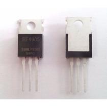 Irf4905 Transistor Mosfet De Potência 74a 55v (1 Peças)