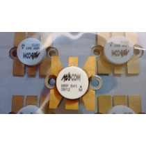 Mrf641 Rf Power Transistor Npn Silicon