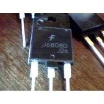 Transistor 2sj6808d - 2sj 6808d - J6808d - Original