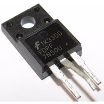 Transistor Fdpf7n50u - Fdpf 7n50u To-220 Fairchild Original
