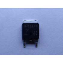 Transistor Rjp30h1 - Smd Novo Original..