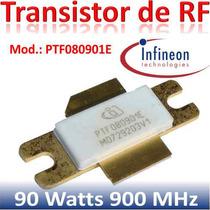 Transistor Rf P/ Transmissor Ptf080901 90w 900 Mhz