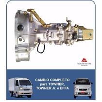 Caixa De Cambio Bs09 - Towner Jr - Effa - Hafei
