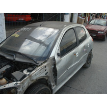 Caixa De Câmbio Peugeot 206 1.0 16v