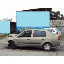 Caixa De Cambio Renault Clio Sedan 1.0 16v Ano 00 A 04