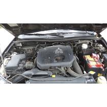 Cambio Manual Mitsubishi L200 3.2 4x4 Diesel 2007 Com Tração