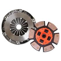 Embreagem Ceramica Motor Ap 1.8 E 2.0 Com 6 Pastilhas 980lbs
