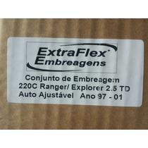 Kit De Embreagem Completo Ford Ranger/explorer 2.5 Diesel