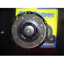 Kit Embreagem Logus/pointer 1.8/2.0 228mm