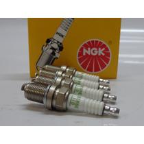 Jogo De Velas Ignição Honda Fit 1.4 8v Ngk Bkr6e11 8 Velas