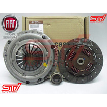 Kit Embreagem Fiat Grand Siena E Novo Palio 1.4 Original