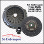 Kit Embreagem Iveco Daily 35s14/ 45s14/ 55c16 (08/...)