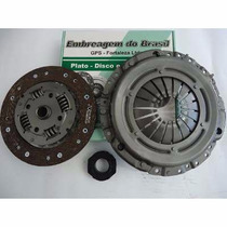 Embreagem Kit Completo Opala 4cc 1973/... Remanufaturada