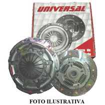 Kit Embreagem Corolla/fielder 1.6 1.8 Todos Remanufaturado
