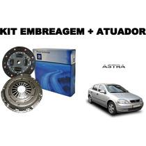 Kit Embreagem + Atuador Original Gm Astra 1.8 8v