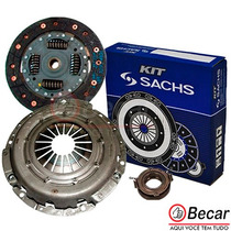 Kit Embreagem Peugeot 206 1.0 16v 18 Estrias Original Sachs