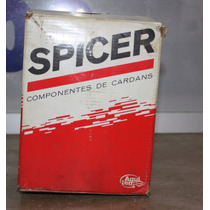 Garfo Cardan - D10 - 228397 - Spicer