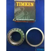 Rolamento Do Cambio Tinkem 25581/25520 Caixa Eaton