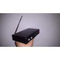 Transmissor De Fm 1 Watt De Potencia Pll De 87 A 108 Mhz