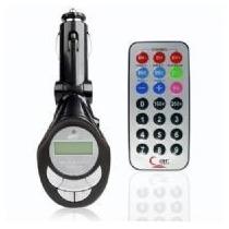2 Transmissor Fm Veicular Usb Sd Pendrive Ipod Mp3 Mp4 L052