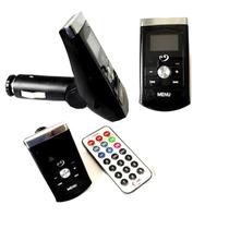 Transmissor Veicular Fm Usb Pendrive Ipod Mp3 Car Transmite