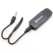 Adaptador De Áudio Receptor Música Usb Bluetooth Promoção