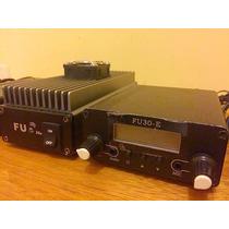 Transmissor + Amplificador 30 Watts Fm