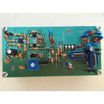 Amplificado De Rf De 15w Para Transmissores De Fm