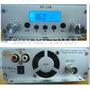 Transmissor Fm 15w Modelo St-15b Para Rádio Comunitária