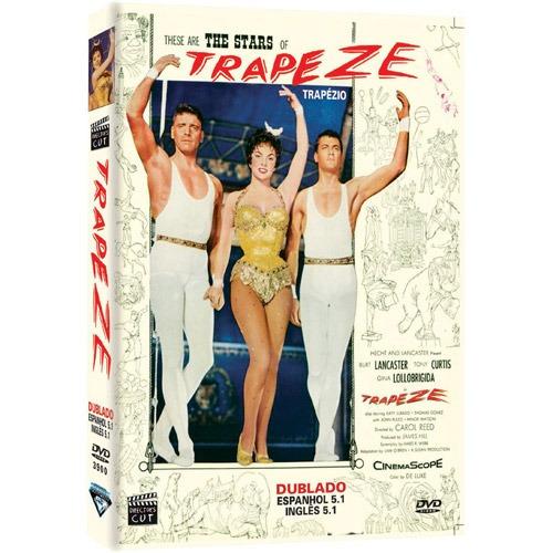 Trapezio Dvd Gina Lollobrigida Classico Burt Lancaster